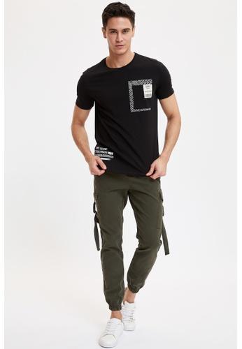 DeFacto green Man Knitted Trouser CF302AA68BDBF0GS_1