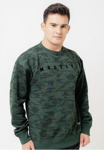 MOUTLEY green Men Jacket 111220 CEFCBAA87591DFGS_1