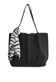 harga Martha Totes With Scarf Zalora.co.id