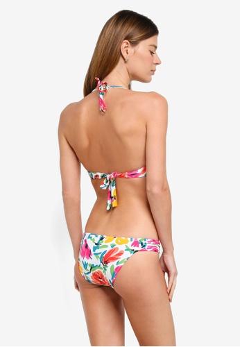 c4977d85b4110 Shop MANGO Printed Bikini Top Online on ZALORA Philippines