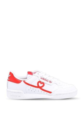 Adidas 白色 continental 80 Shoes 07ADBKSE8EF94CGS_1