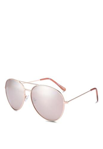 Rubi pink Glaminator Sunglasses E0EB8GLCB71393GS_1
