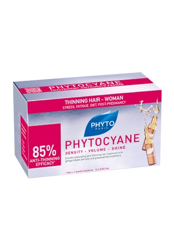 PHYTO Phytocyane Anti-Thinning Hair Treatment For Women PH934BE0GLTNSG_1