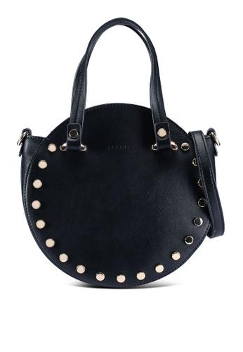 0f76f09bfdfc Shop ESPRIT Faux Leather Round Bag Online on ZALORA Philippines