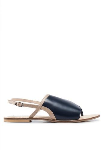 OCEEDEE blue Theya Sandals A6D3CSH8ABFCD6GS_1
