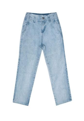 FOX Kids & Baby blue Light Wash Jeans 03792KA1796F42GS_1