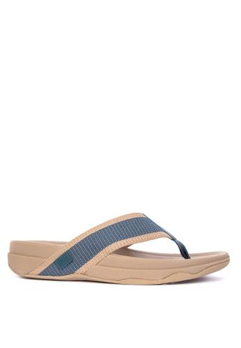 Fitflop blue Surfer Sandals C44EDSH20B85C1GS_1