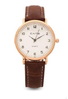 Classic Analog Watch 8017L