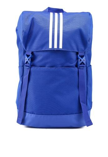 adidas blue adidas 3s backpack CCE35ACFCACF8AGS_1
