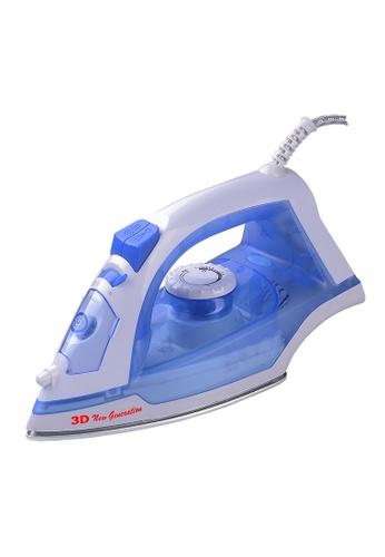3D blue Steam Iron 33409HL476AD14GS_1