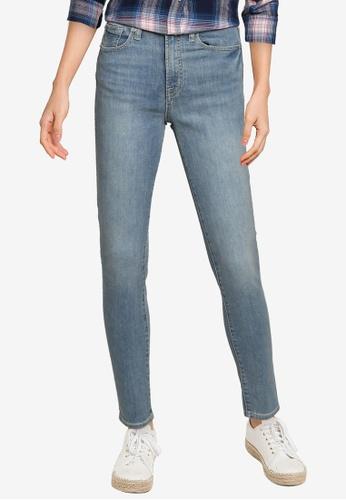 GAP blue High Rise Skinny Jeans 43709AA94B44BDGS_1