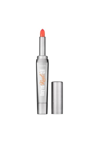 Benefit orange They're Real! Double the Lip in Coral Confessions 859B1BE8527BB5GS_1
