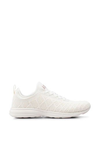ATHLETIC PROPULSION LABS white Techloom Phantom Shoes AC93ESHB3E31CDGS_1