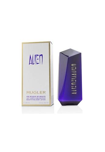 Thierry Mugler (Mugler) THIERRY MUGLER (MUGLER) - Alien Beautifying Body Lotion 200ml/6.8oz F60F5BE3C9A8EDGS_1