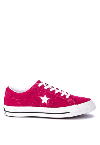 a4584c3c3f9 Shop Converse One Star Vintage Suede Sneakers Online on ZALORA Philippines