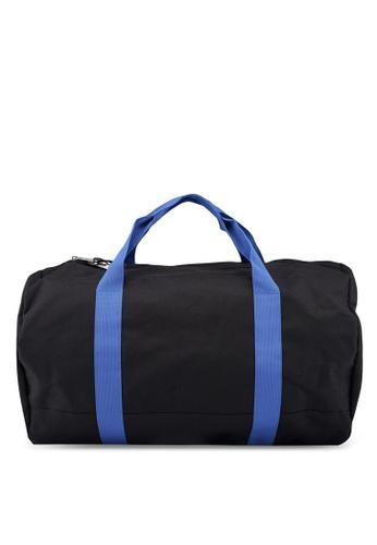 Just Hype navy Crest Duffle Bag F5D90AC9C98EEDGS_1