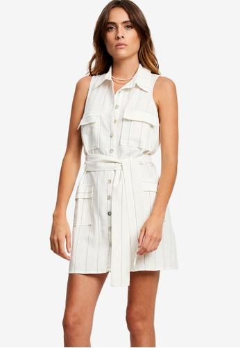 St MRLO white Bells Mini Dress E4C92AAC4C2380GS_1