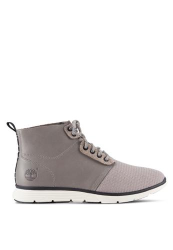 Timberland grey Killington Chukka Boots TI063SH73ZHYMY_1