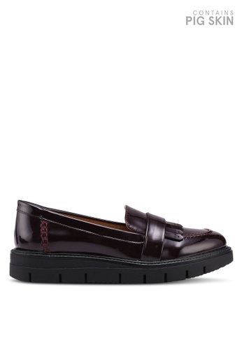 Keddo red Classic Loafer Shoes 98123SHD3F9705GS_1