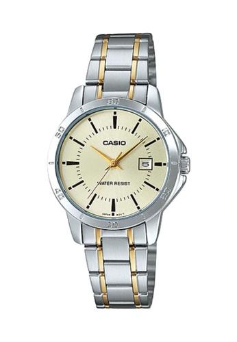 Casio silver CASIO WATCH LTP-V004SG-9AUDF 2861CACA421D66GS_1