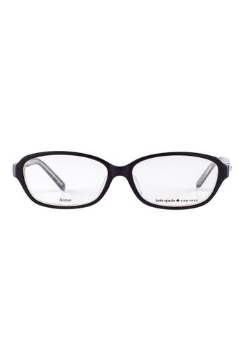 Kate Spade Kate Spade Jilly Black Eyeglasses PLT KA433AC78JZPMY_1