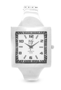 Quartz Analog Square Watch