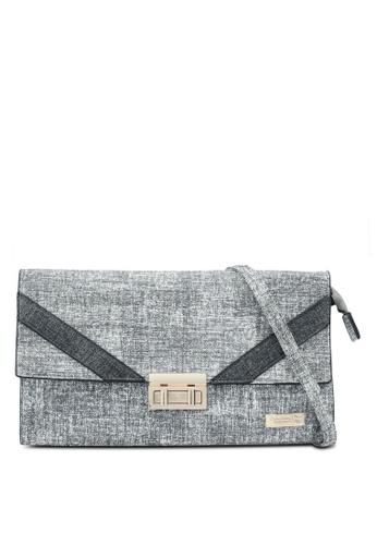 Playboy grey Playboy Clutch/Sling Bag AE55BACB4B729BGS_1