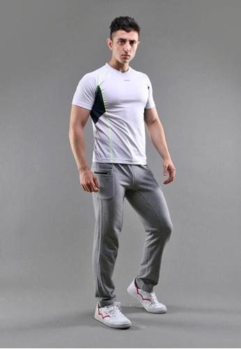 AMNIG Amnig Men Slimfit Track Pants (Grey) AM133AA0S162MY_1