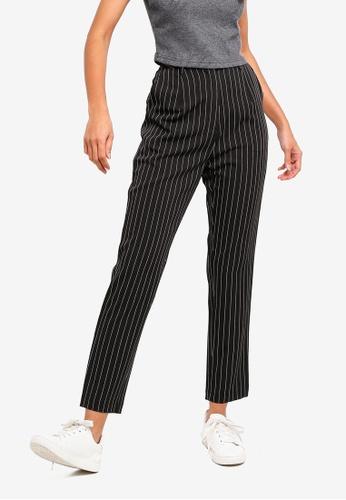ZALORA BASICS multi Basic High Waisted Tailored Pants EC5F7AA06FFCE5GS_1