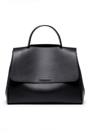 Twenty Eight Shoes black VANSA Nappa Leather Hand Bag VBW-Hb10070 EACDFAC442E15DGS_1