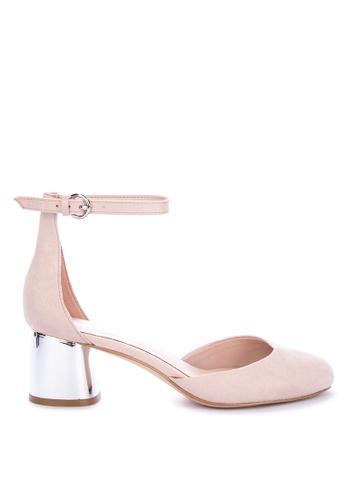 ALDO pink Legeallan Heels 2216FSH01D306FGS_1