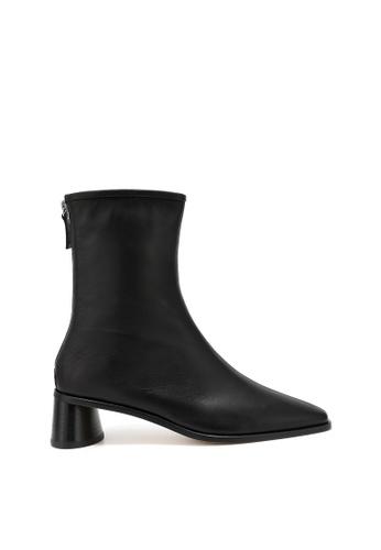 Rabeanco black RABEANCO SAFA Ankle Boots - Black 8B6EESH07595DAGS_1