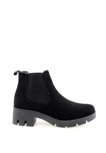 London Rag black London Rag New Arrival Womens Boots SH-1087 LO704SH2VDUOHK_1
