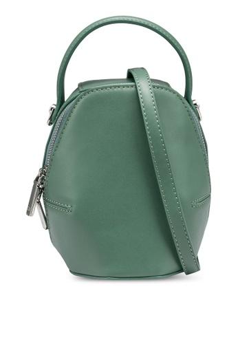 nose green Capsule Bucket Bag 1DBE7AC881CFC7GS_1