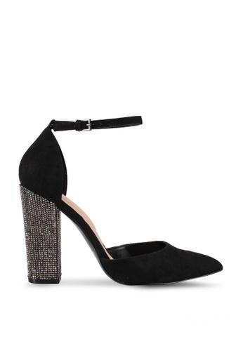 ALDO 多色 Nicholes D'Orsay Pump Block Heels F5E98SH90332CDGS_1
