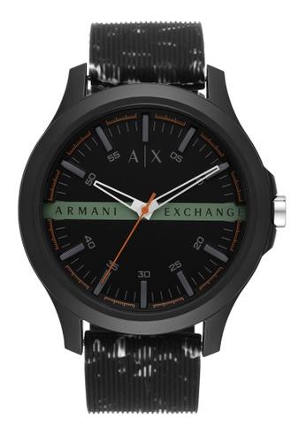 Armani Exchange black Watch AX2428 14D96AC2E37F80GS_1