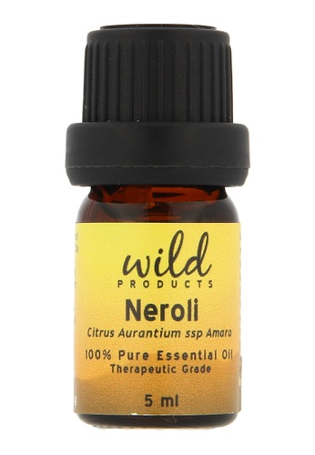 Wild Products Neroli Essential Oil (Citrus Aurantium) - 5 ml 4B916BE9EB9D58GS_1