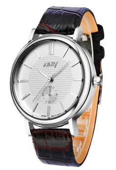 NARY Women's Casual Leather Quartz Watch - 9002