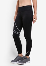 Reebok black Long Tights RE691AA0S9B9MY_1