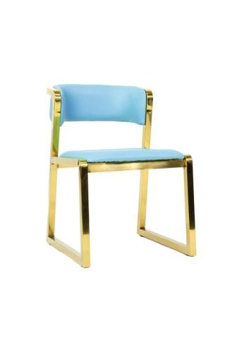 Choice Furniture blue Choice Furniture - Emery Dining Chair 6B3DDHLF6B6959GS_1