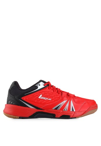 League red Raid Badminton LE825SH00PVNID_1