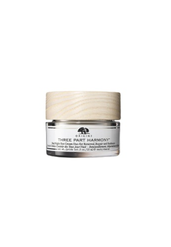 Origins Origins THREE PART HARMONY Day & Night Eye Cream Duo For Renewal, Repair And Radiance D12EABEF32FB56GS_1