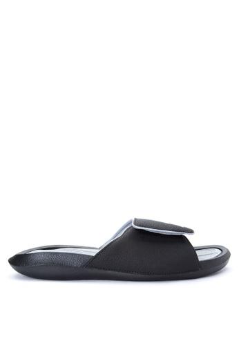 Nike black Men's Jordan Hydro 6 Slide Sandals NI126SH0S8OHMY_1