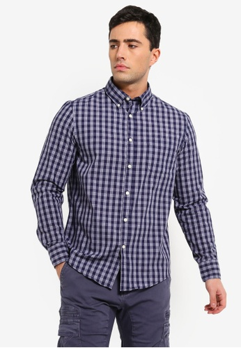 OVS 多色 Mens Formal 襯衫 With 長袖 5278CAA671536CGS_1
