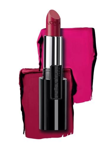 L'Oréal Paris purple L'Oreal Paris Infallible Le Rouge Lipstick - 519 Tender Berry E84D6BECF364F7GS_1