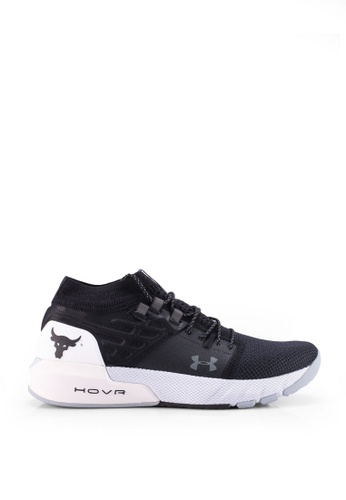 Under Armour black UA Project Rock 2 EDE28SH1FDCB46GS_1