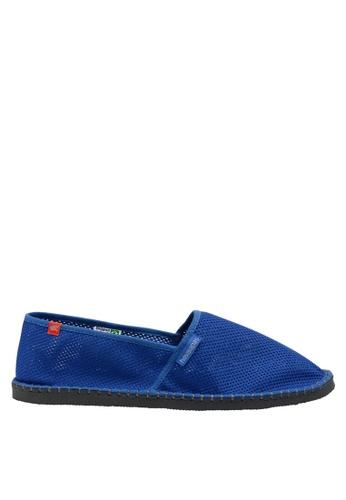 Havaianas blue Origine Cool Slip On Sneakers HA021SH76BOPPH_1