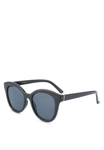 4044e15e37f Shop MANGO Acetate Frame Sunglasses Online on ZALORA Philippines
