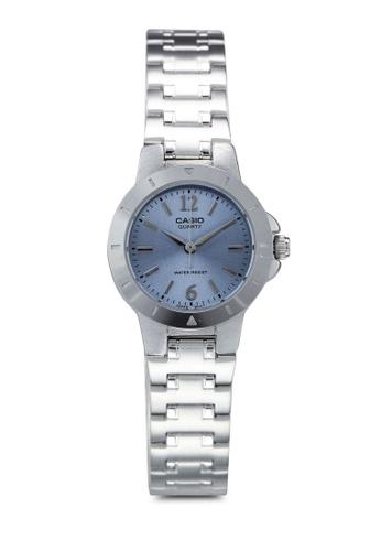 Casio silver Casio LTP-1177A-2ADF Watch 5BA65AC3402156GS_1