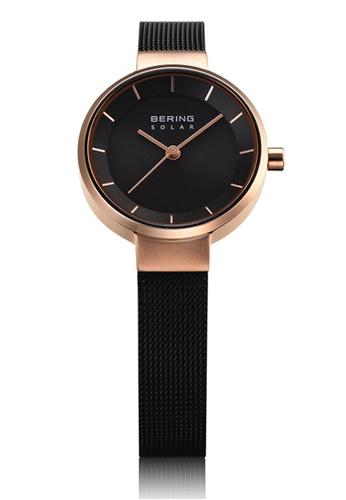 Bering black Bering Solar black 27 mm Female  Watch (14627-166) F3BCAAC6D6B3A3GS_1